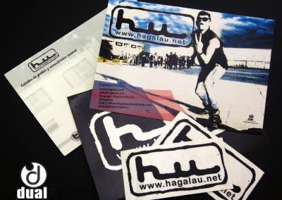 Postales_Stickers HagalaU