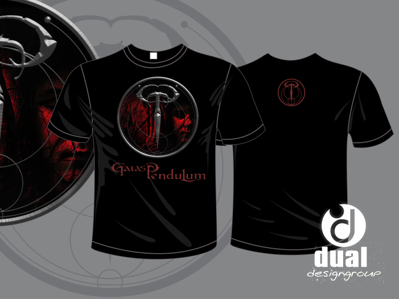 Camisetas Gaias Pendulum